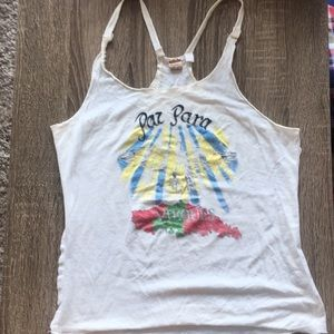 Rare Free people Tank Size Small